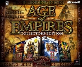 Age of Empires Collectors Pack