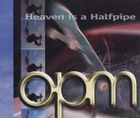 Heaven Is a Halfpipe