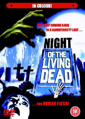 Night Of The Living Dead (In Colour)