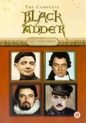 The Complete Blackadder - All Four Series