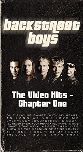 Backstreet Boys - Video Hits, Chapter One