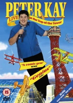 Peter Kay / Live Top of The Tower