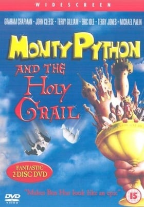 Monty Python and the Holy Grail -- Two-disc set