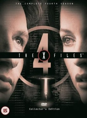 X Files Season 4 Box Set [1994]