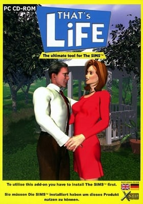 The Sims That's Life Add-on