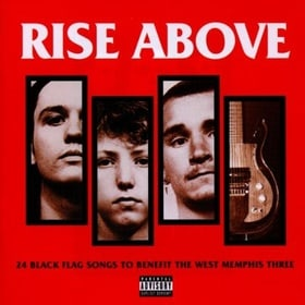 Rise Above: 24 Black Flag Songs to Benefit the West Memphis Three/Parental Advisory