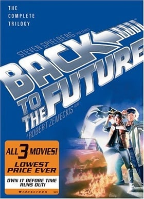 Back to the Future - The Complete Trilogy (Full Screen Edition)