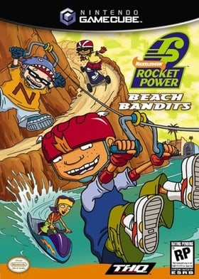 Rocket Power: Beach Bandits (GameCube)