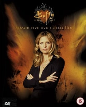 Buffy the Vampire Slayer, Season 5 (Region 2)