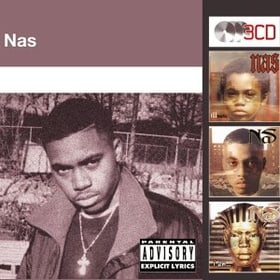 Illmatic/It Was Written/I Am Nas: Parental Advisory
