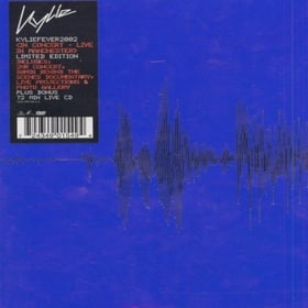 Kylie Minogue - Kylie Fever 2002 - Live In Manchester : Limited Edition