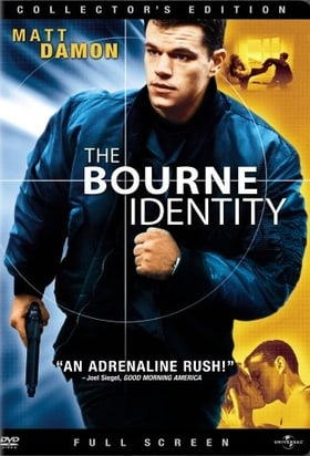 The Bourne Identity (Full Screen Collector's Edition)