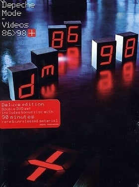 Depeche Mode : The Videos '86-'98 - Deluxe Edition