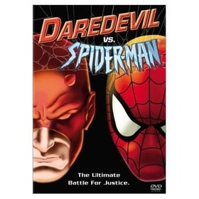Spider-Man - Daredevil Vs. Spider-Man (Animated Series)