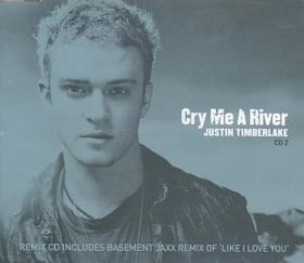 Cry Me a River [CD 2]