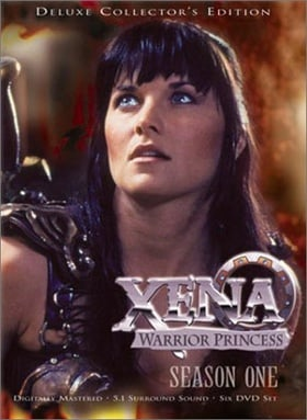 Xena: Warrior Princess: Season One (Deluxe Collector's Edition)