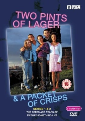 Two Pints Of Lager And A Packet Of Crisps - Series 1 And 2 [2001]