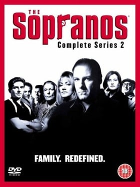 The Sopranos : Complete Series 2