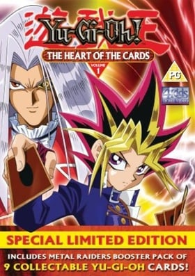 Yu Gi Oh - Vol. 1 - The Heart Of The Cards