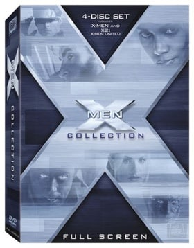 X-Men Collection (X-Men/X2 - Full Screen Edition)