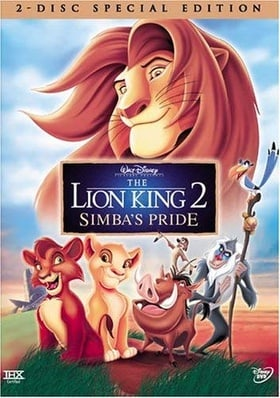 The Lion King 2: Simba's Pride (Two-Disc Special Edition)