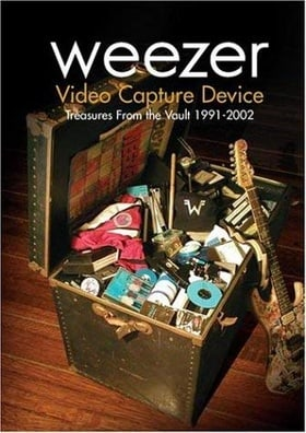 Weezer - Video Capture Device: Treasures from the Vault 1991-2002