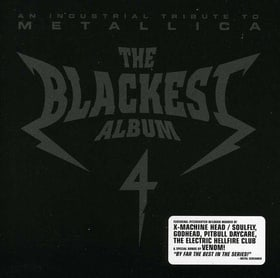 The Blackest Album Vol.4: An Industrial Tribute to Metallica