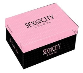 Sex and the City: Series 1 - 6 (Shoe Box)