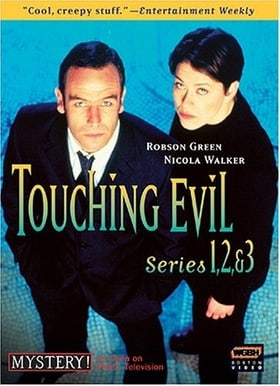 Touching Evil: Series 1, 2 & 3