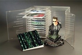 The Ultimate Matrix Collection - Limited Edition with Figurine and Collector's Book