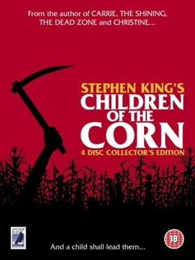 Stephen King's Children Of The Corn Collection 1-3 [DVD]