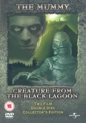 The Mummy/Creature From The Black Lagoon