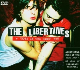 The Libertines + The Boys in the Band [CD + DVD]