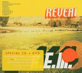 Reveal [CD + DVD-A]