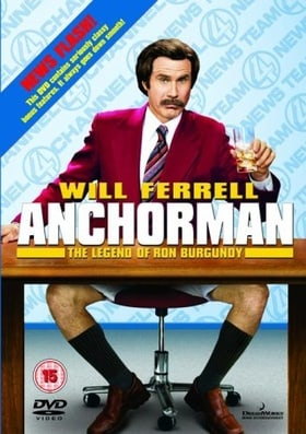 Anchorman - The Legend Of Ron Burgundy (2006)