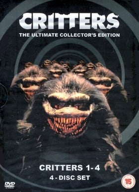 Critters 1 - 4 [the Ultimate Collector's Edition] [Box Set]