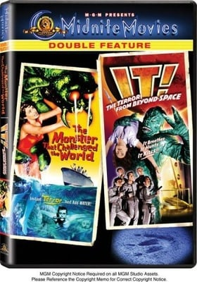 Monster That Challenged World & It Terror Beyond  [Region 1] [US Import] [NTSC]