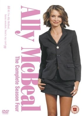 Ally McBeal - Season 4 (M-Lock Packaging) [DVD]