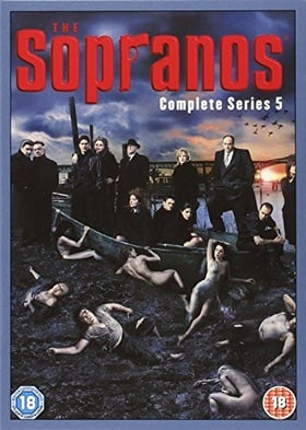 The Sopranos: Complete Series 5
