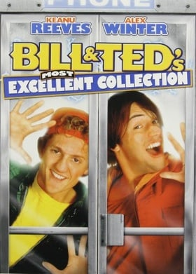 Bill & Ted's Most Excellent Collection   [Region 1] [US Import] [NTSC]