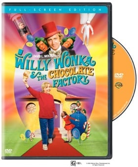 Willy Wonka & the Chocolate Factory (Full Screen Special Edition)