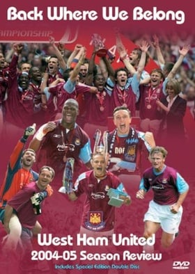 West Ham United - Season Review 2004/2005