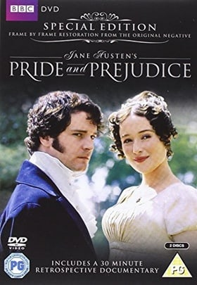Pride And Prejudice : Complete BBC Series - 10th Anniversary Edition   [1999]