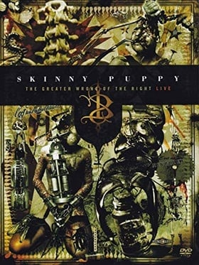 Skinny Puppy - The Greater Wrong Of The Right - Live
