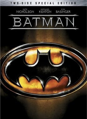Batman (2 Disc Special Edition) [1989] [DVD]