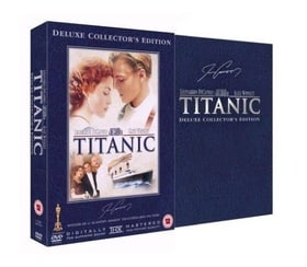 Titanic (4 Disc Deluxe Collector's Edition)