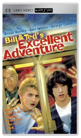 Bill and Ted's Excellent Adventure [UMD for PSP]
