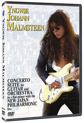 Yngwie Johann Malmsteen: Concerto Suite for Guitar and Orchestra in E Flat Minor With the New Japan