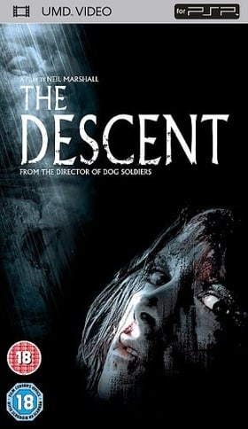 The Descent [UMD Mini for PSP] [2005]