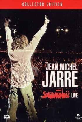 Jean Michel Jarre - Solidarnosc - Live from Gdansk, Poland 2005 [DVD and Live CD]